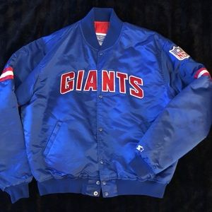 Vintage satin starter jacket sz xl great condition